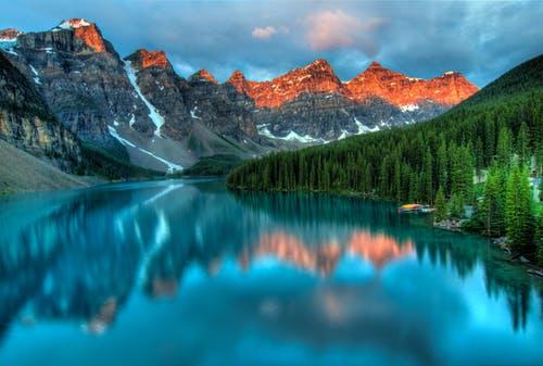 پارک ملی بنف و دریاچه لوییس کانادا