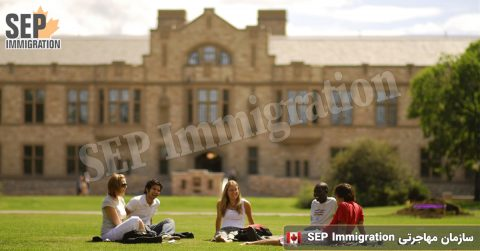 کالج و دانشگاه در کانادا